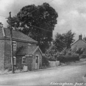 The old Post Office, Aldringham