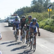 5. Tour of Britain 2012 - at the Parrot & Punchbowl Inn