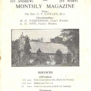 November 1961 Front Cover