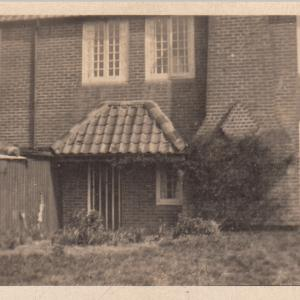 Pantile Farm Back April 3 1925