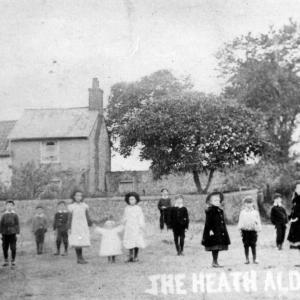 The Heath, Aldringham, now called The Green
