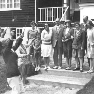 055 Circa 1930 Country Club entertainment Sport and General
