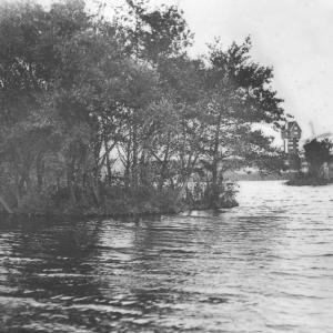 110 Circa 1930 View from Meare