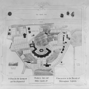 225 Site plan for Tinkers Inn