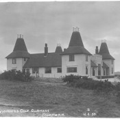 Thorpeness Golf Clubhouse, from the north west, c1930