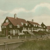 The Benthills, c1930, hand tinted postcard