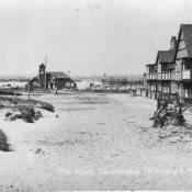 The original Estate Office, the  Boathouse & The Dunes