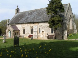 Photo of St Andrew's Church, Aldringham