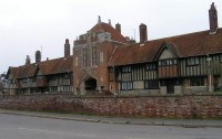 Photo of Thorpeness Almshouses